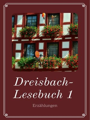 cover image of Dreisbach-Lesebuch 1