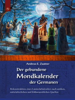 cover image of Der gebundene Mondkalender der Germanen