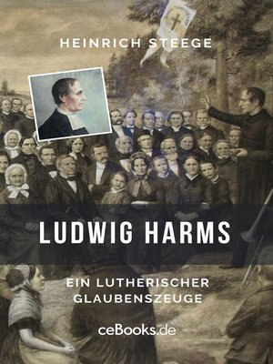 cover image of Ludwig Harms