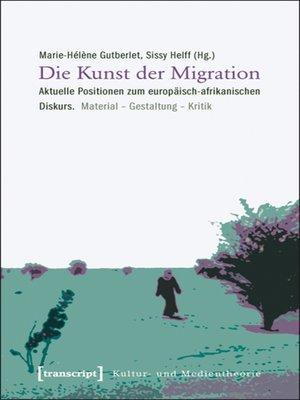 cover image of Die Kunst der Migration