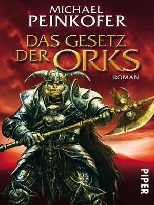 cover image of Das Gesetz der Orks