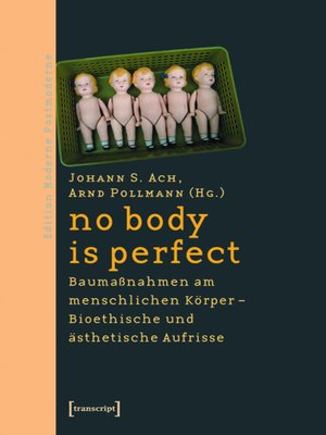cover image of no body is perfect