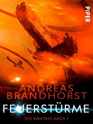 cover image of Feuerstürme