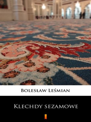 cover image of Klechdy sezamowe