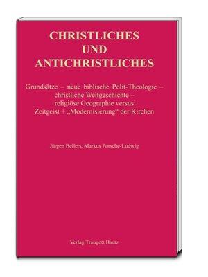 cover image of CHRISTLICHES UND ANTICHRISTLICHES