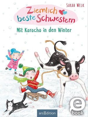 cover image of Serie Ziemlich beste Schwestern, Buch 3