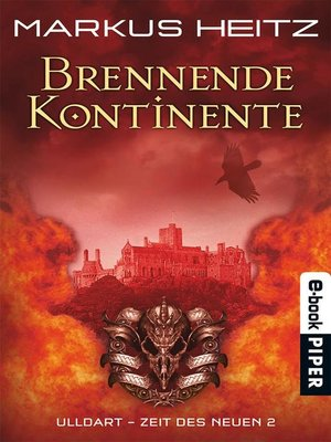 cover image of Brennende Kontinente