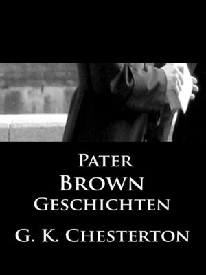 cover image of Pater-Brown-Geschichten