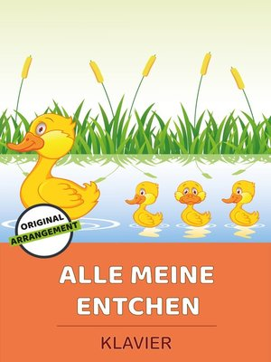 cover image of Alle meine Entchen