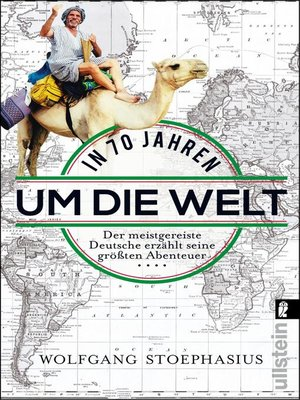 cover image of In siebzig Jahren um die Welt