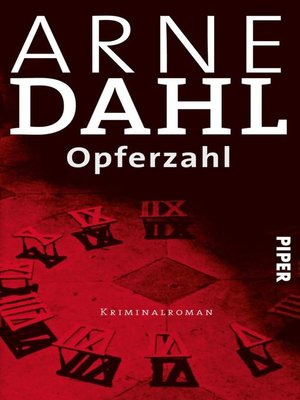 cover image of Opferzahl