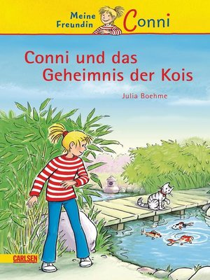 cover image of Conni-Erzählbände 8