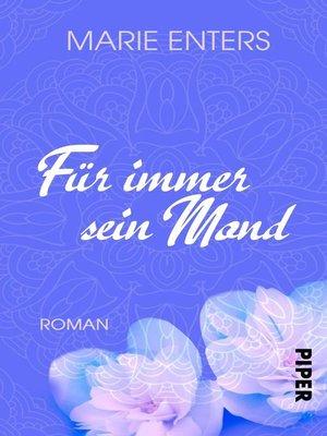 cover image of Für immer sein Mond