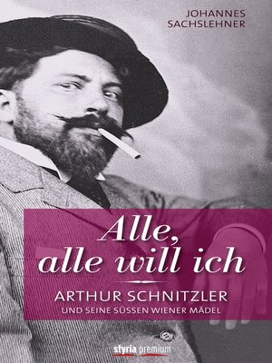 cover image of Alle, alle will ich