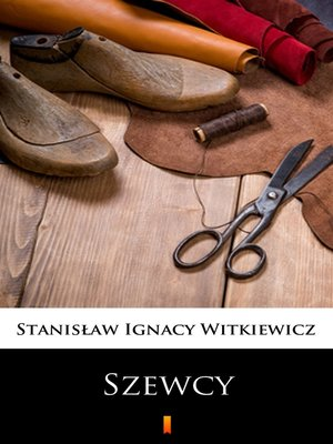 cover image of Szewcy