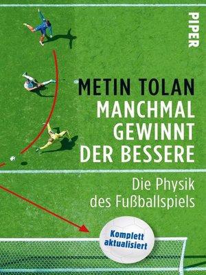 cover image of Manchmal gewinnt der Bessere
