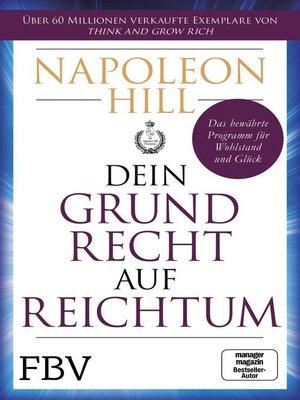 cover image of Dein Grundrecht auf Reichtum