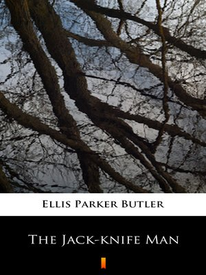 cover image of The Jack-knife Man