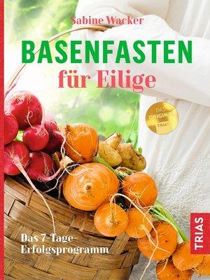 cover image of Basenfasten für Eilige