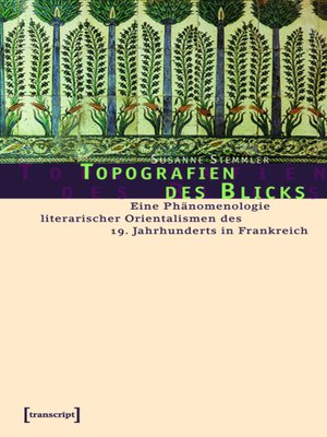 cover image of Topografien des Blicks