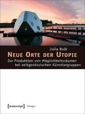 cover image of Neue Orte der Utopie