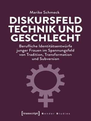 cover image of Diskursfeld Technik und Geschlecht