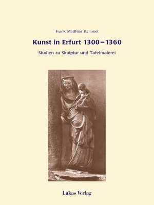 cover image of Kunst in Erfurt 1300-1360
