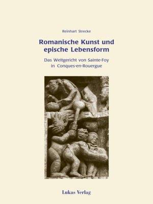 cover image of Romanische Kunst und epische Lebensform