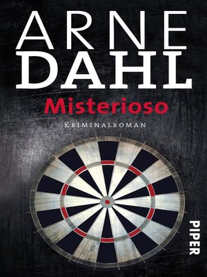 cover image of Misterioso