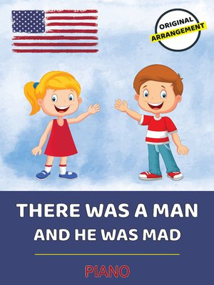 cover image of There Was a Man and He Was Mad