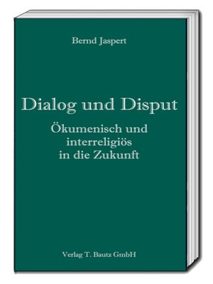 cover image of Dialog und Disput