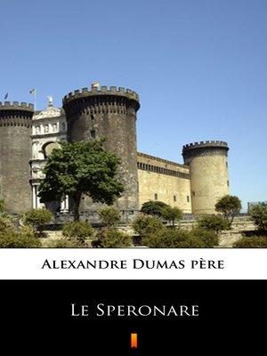 cover image of Le Speronare