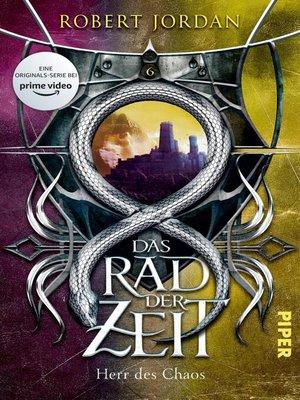 cover image of Das Rad der Zeit 6