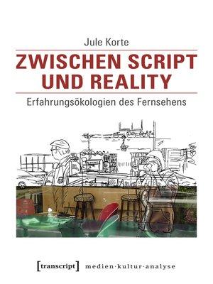 cover image of Zwischen Script und Reality