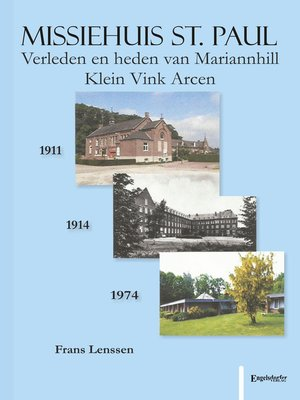 cover image of Missiehuis St. Paul