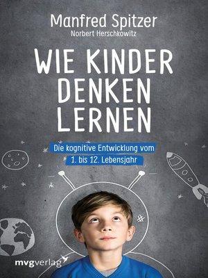 cover image of Wie Kinder denken lernen