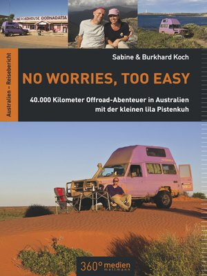 cover image of No worries, too easy