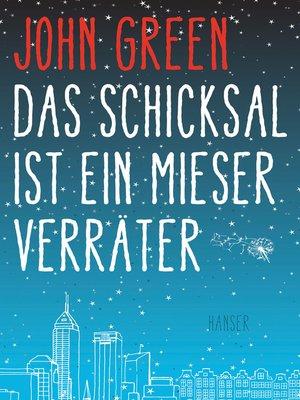 cover image of Das Schicksal ist ein mieser Verräter
