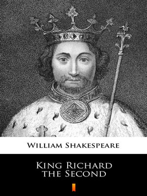 cover image of King Richard the Second
