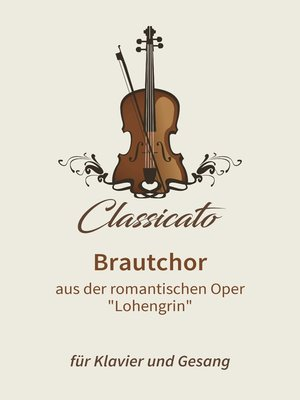 cover image of Brautchor