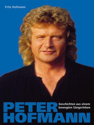cover image of Peter Hofmann