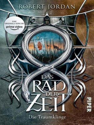 cover image of Das Rad der Zeit 11. Das Original