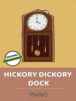 cover image of Hickory Dickory Dock
