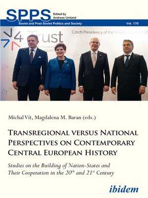cover image of Transregional versus National Perspectives on Contemporary Central European History