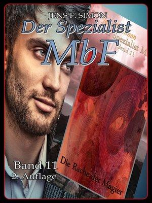 cover image of Die Rache der Magier ( Der Spezialist MbF 11 )