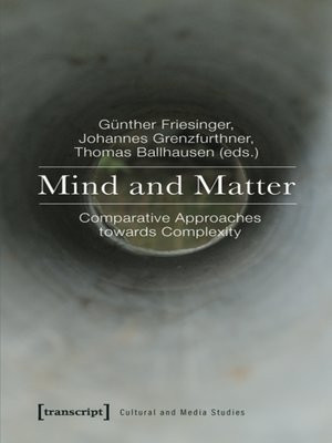 cover image of Mind and Matter