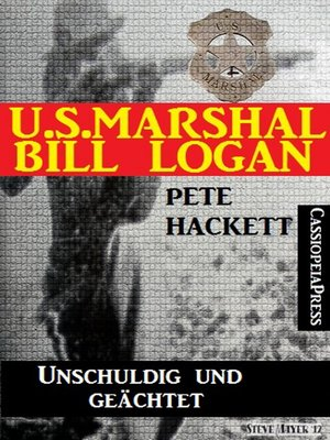 cover image of U.S. Marshal Bill Logan 3