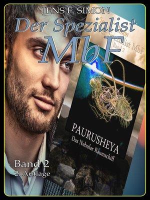cover image of Paurusheya Das Nebular Raumschiff (Der Spezialist MbF 2)