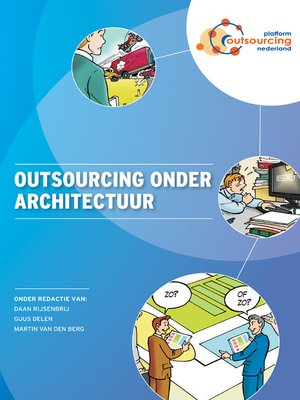 cover image of Outsourcing onder Architectuur