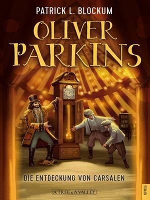 cover image of Oliver Parkins